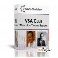 Tradeguider VSA Club Weekly Live Trading Sessions